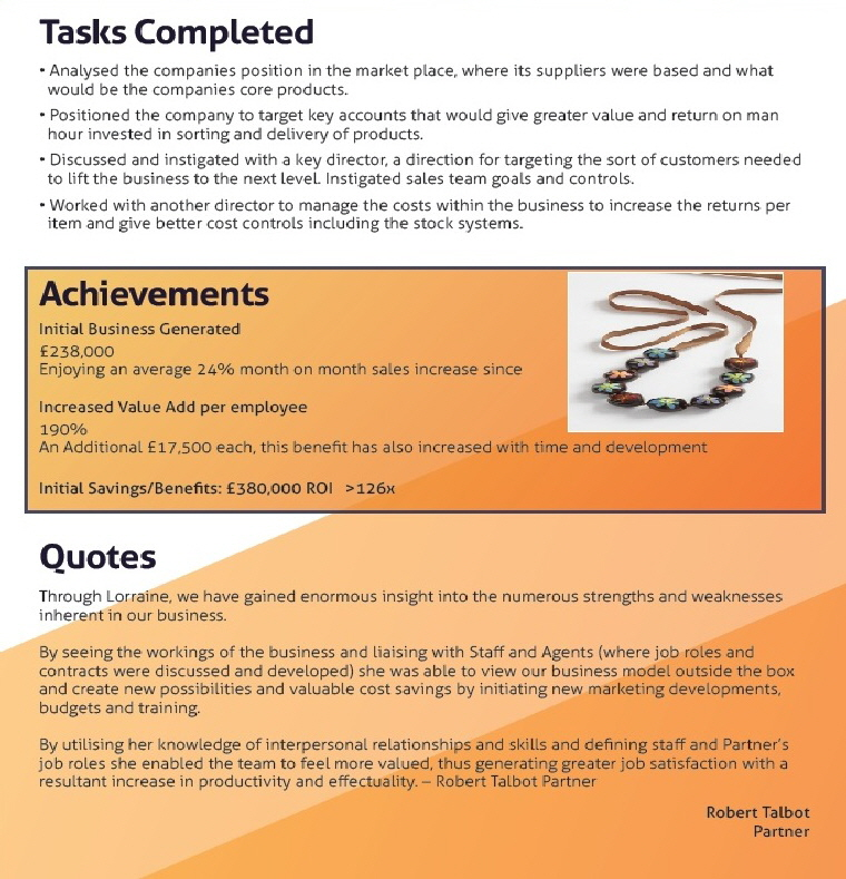 Case study - Page 1 Talbot